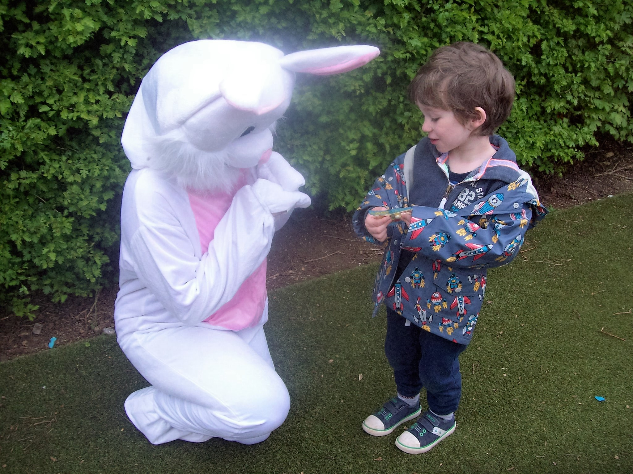 Easter fun at Pre-school