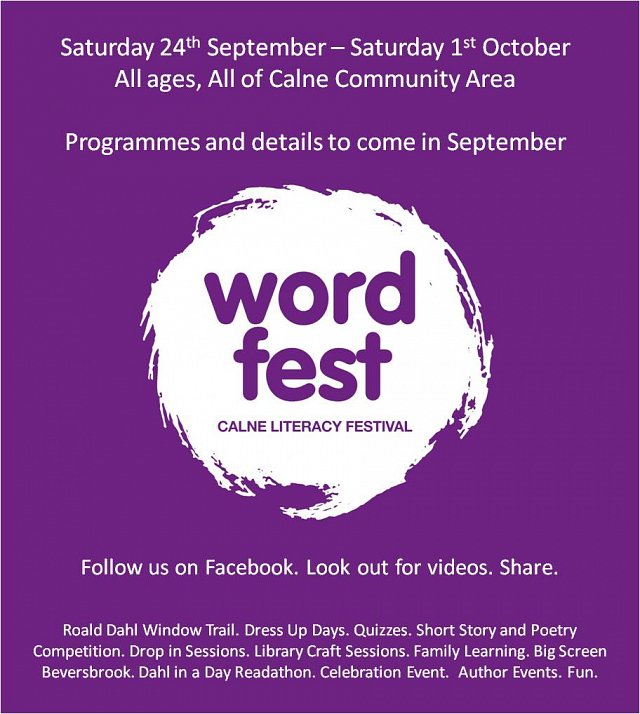 Word Fest - Calne
