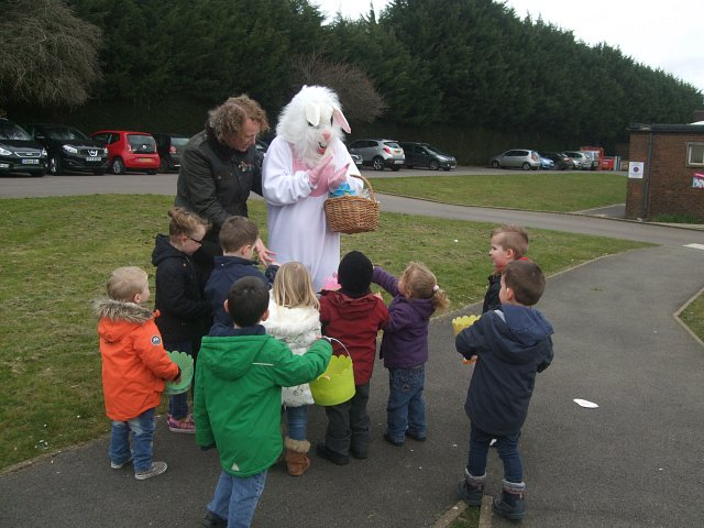 Easter Egg Hunt - Lyneham